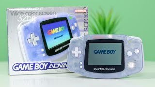 Nintendo GameBoy Advance Unb๐xing in 2021