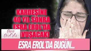 Esra Erol'da bugün neler oluyor? - Esra Erol'da 28 Aralık 2018
