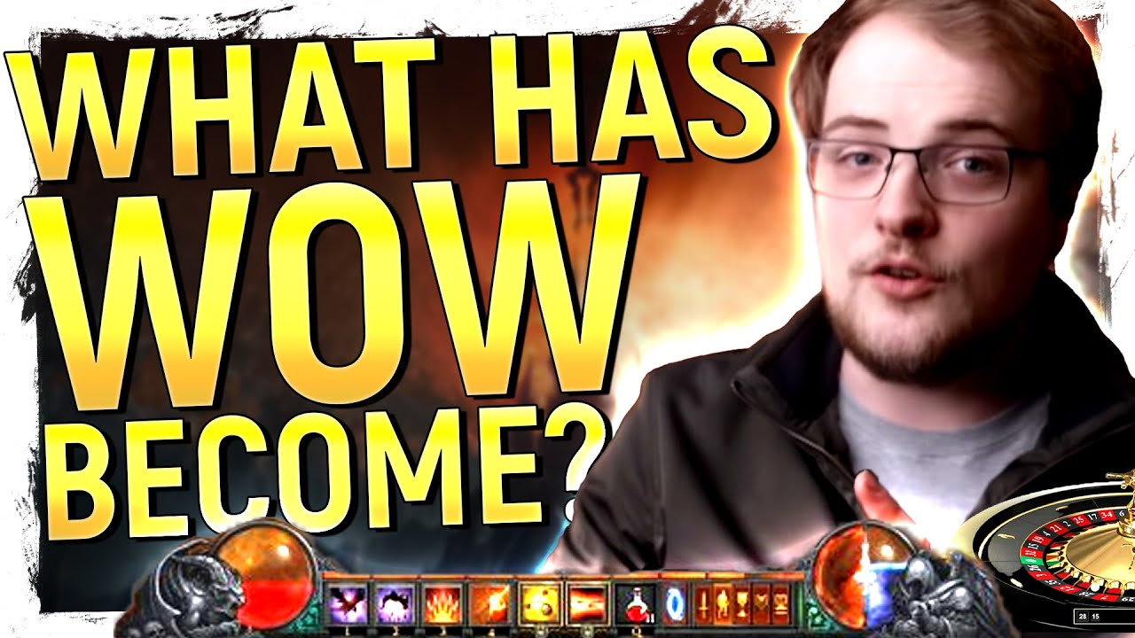 "Blizzard, What ""IS"" WoW SUPPOSED To Be? 