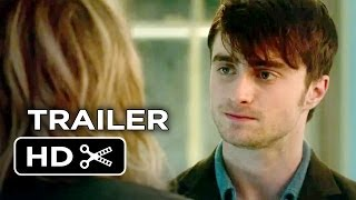 Repeat youtube video What If Official Trailer #1 (2014) - Daniel Radcliffe Romantic Comedy HD
