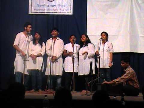 Youth festival at mumbai!! SIES sion(w)