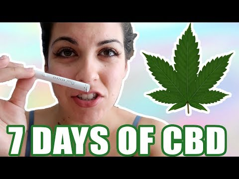 Candace 7 Day CBD Challange