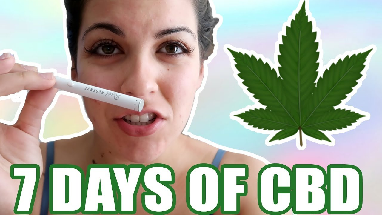 I Tried Medicinal CBD For A Week To Help My Anxiety