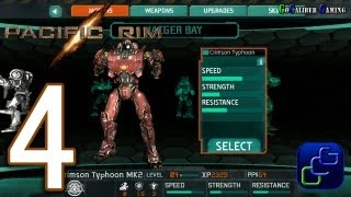Pacific Rim The Video Game Android Walkthrough - Part 4 - Mission 8-9 Crimson Typhoon