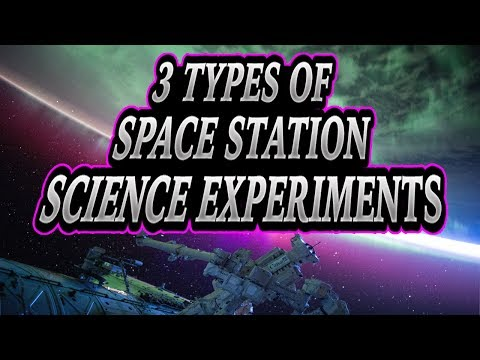 Space Station Science Made Easy