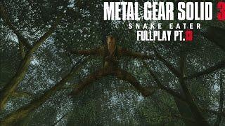 FEAR FACTOR | metal gear solid 3 walkthrough part 13