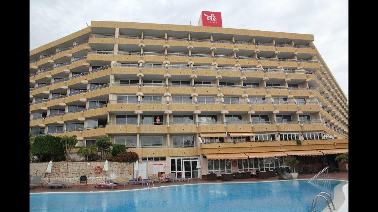 Hotel De Las Americas Hotel Ole Tropical Tenerife Playa De Las Americas Canary Islands