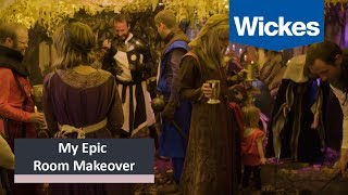 My Epic Room Makeover - Ep3 - Making a Knight of It