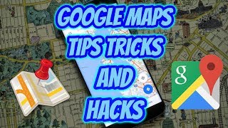 Google Maps Tips And Tricks 2017 | Google Maps Hacks | Google Maps Hidden Features | Part 1 Free HD Video