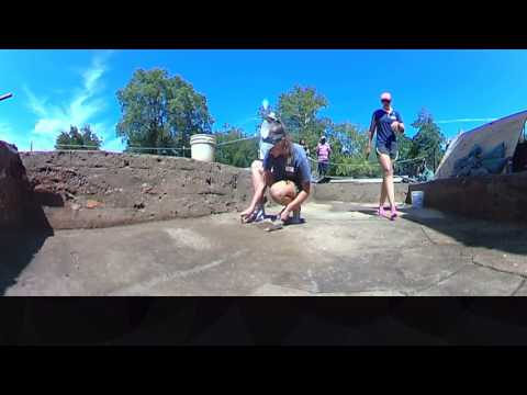360 Degree of the Jamestown Dig