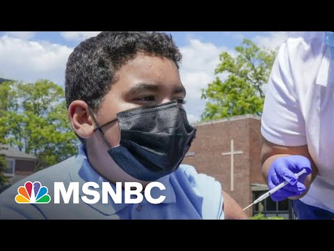 Moderna Says Vaccine Has Same Immune Protections For Teens | MSNBC