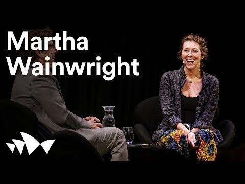 Martha Wainwright in conversation at Sydney Opera House
