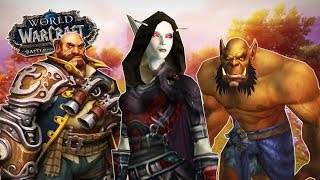 More Allied Races Being Added In Battle For Azeroth, What Will They Be?