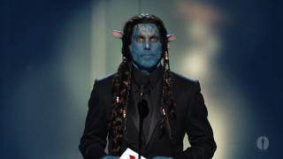 connectYoutube - Star Trek Wins Best Makeup: 2010 Oscars