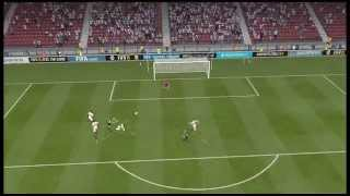 (PC) FIFA 15 ULTRA High Settings HD 1080p Test Video Random Game of Drop In Match