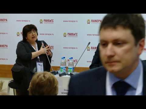The Gaidar Forum 2017.  Russian Demographic Data Sheet 2016