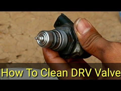 Diesel Car Starting Problem || DRV Valve Cleaning
