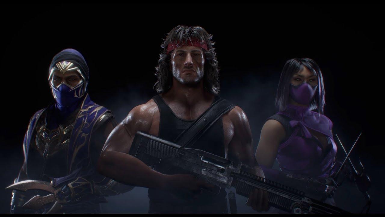 Download TCS: Mortal Kombat 11 Ultimate - Kombat Pack 2 and Reveal Trailer (PS4 & PS5)