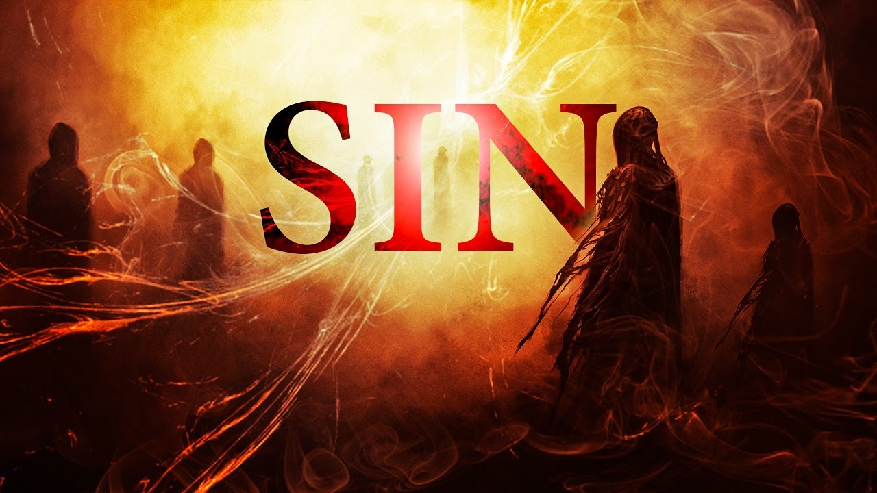 The Dark World Of Sin And Evil Spirits