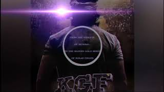 kgf climax bgm original audio| kgf climax drums bgm | without vocals
