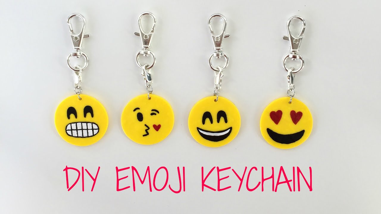 Key Rings To Decorate