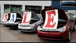 """Subprime Auto Loans Explode, """"Serious Delinquencies"""" Spike To Record, Car Dealers Say to Default?"""