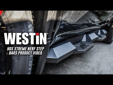 HDX Xtreme Nerf Step Bars