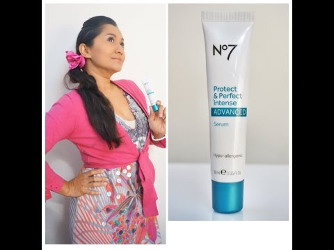 Review of Boots No 7 Protect & Perfect Serum Advanced