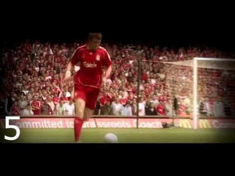 John Arne Riise | Top 10 Goals for Liverpool F.C