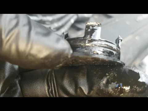 98 Honda crv oil leak from cam plug seal
