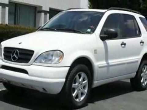 1999 Mercedes Benz M Class Ml430 Suv Youtube