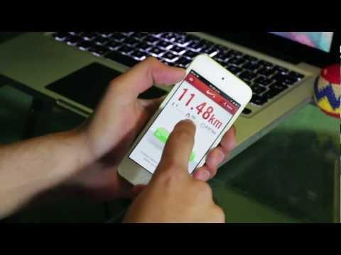 Aplicación Perfecta Para Correr (KM, Calorías,Tiempo) Nike+ iPhone & iPod Touch