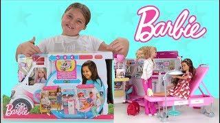 Barbie Doll Ambulance and Hospital Care Clinic Playset