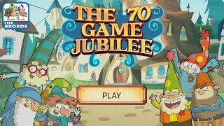7D: The 70 Game Jubilee - After A Long Day Of Help, The 7D Like To Have Fun (iOS/iPad Gameplay)