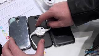 Samsung Galaxy S 4 vs Samsung Galaxy S 4 Black Edition - MWC 2014 | Pocketnow