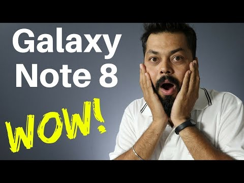 GALAXY NOTE 8 | RUMOURS & LEAKS | INDIA LAUNCH