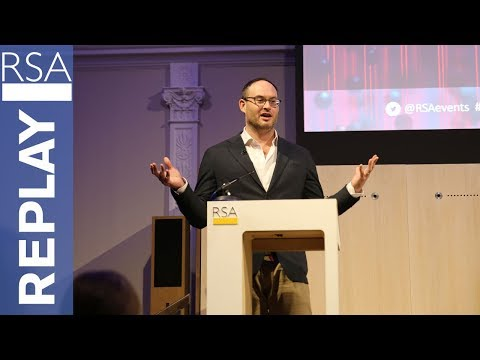 The Existential Threat of Big Tech | Franklin Foer | RSA Replay