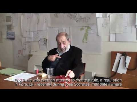 "Video: Alvaro Siza Denounces Architecture's ""Hyper-Specialization"""