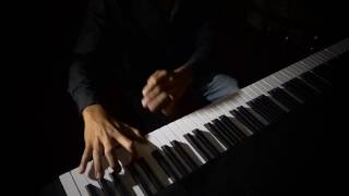 Nassif Zeytoun Majbour (piano cover)
