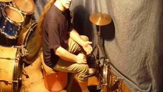 Владимир Прокофьев барабаны урок №9