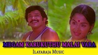 மேகம் கருக்குது மழை வர பாக்குது   Megam Karukuthu Malai Vara   Anandha Ragham Song   Ilayaraja Songs