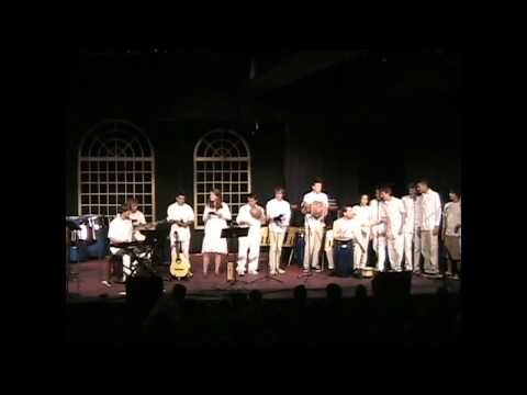 Cachao's Guiro by Campbell Hall Salsa Band 12-17-2007