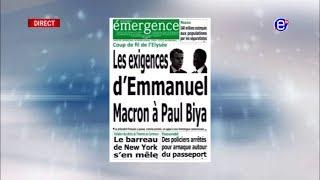 LA REVUE DES GRANDES UNES DU MARDI 03 MARS 2020 - ÉQUINOXE TV