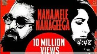 Nana Mele Nanageega song|| Kannadakkagi Ondannu Otti| Kannada Movie |Sonu Nigam | Arjun Janya