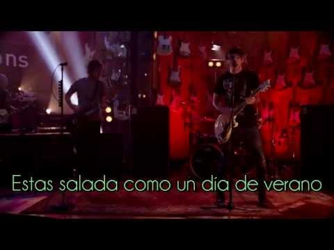 All Time Low - Backseat Serenade (Live) Sub español
