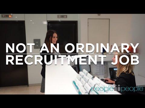 Not an Ordinary Recruitment Job
