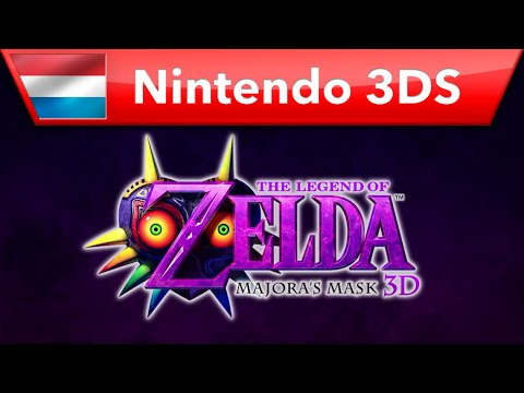 The Legend of Zelda: Majora's Mask 3D - Trailer (Nintendo 3DS)
