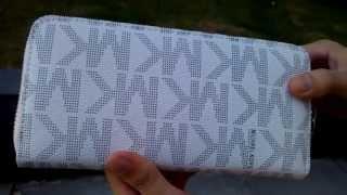 michael kors adorable white wallet @queenstorm.ru Thumbnail