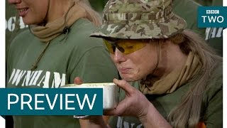 Drinking stomach juice - Special Forces: Ultimate Hell Week Episode 1 Preview - BBC Two