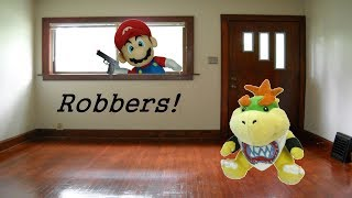 The Bowser Jr Show Season 3: Robbers!